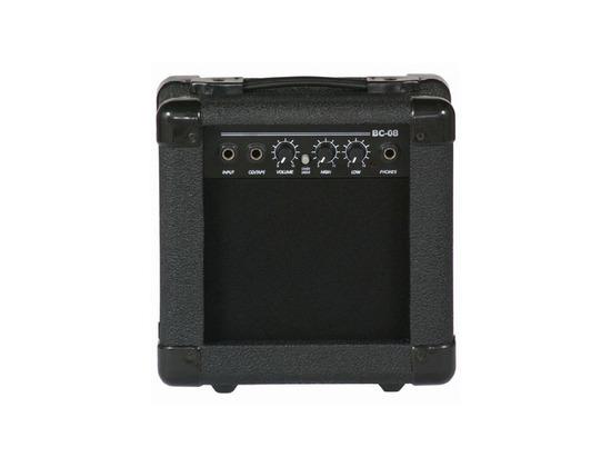 Davison BC-08 Amp