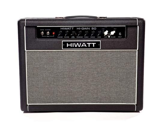 Hiwatt HGS50C - Hi Gain 50w Combo