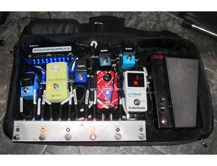 Pedalboard Custom