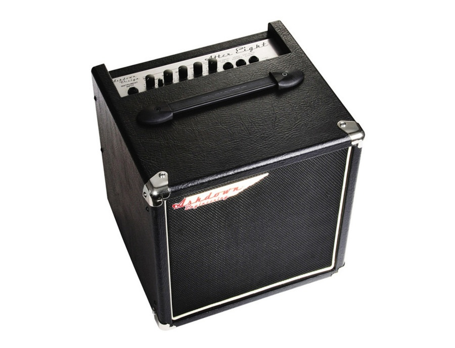 Ashdown after eight 15w bass amp xl