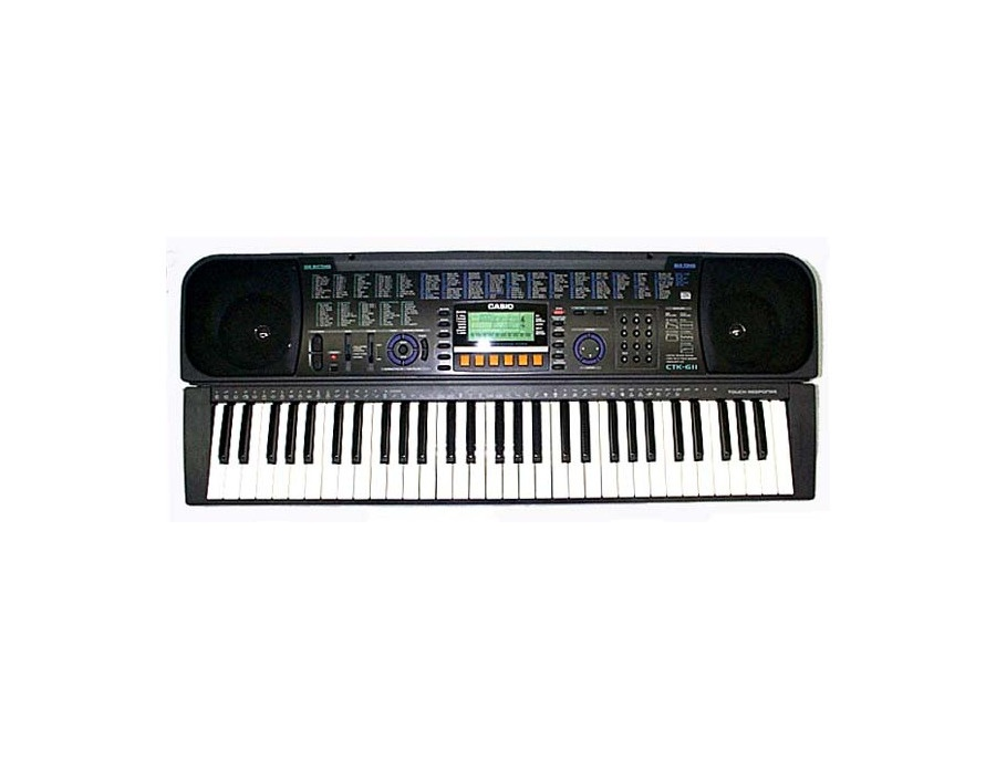 Casio ctk 611 xl