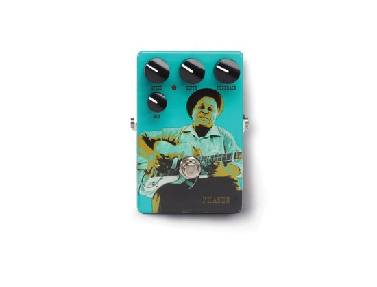 Big Joe Stomp Box Company B-408 Phaser