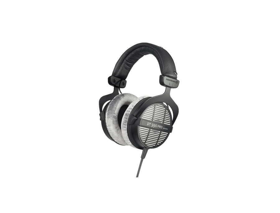 Beyerdynamic dt 990 pro open studio headphones xl