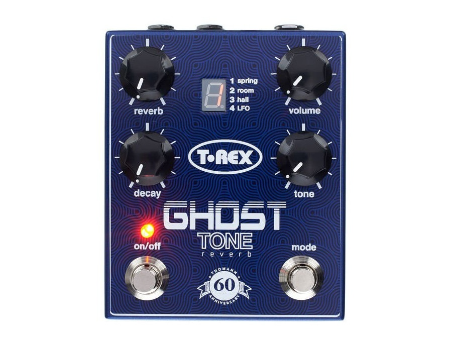 T Rex Ghost Tone Reverb Reviews Amp Prices Equipboard 174