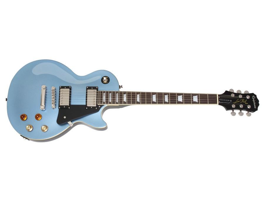 Epiphone Ltd. Ed. Joe Bonamassa Les Paul Standard Outfit in Pelham Blue
