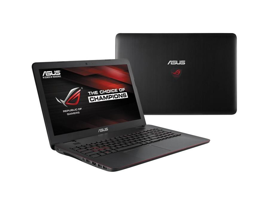 """ASUS ROG GL551JM-DH71 15.6"""" Gaming Laptop"""