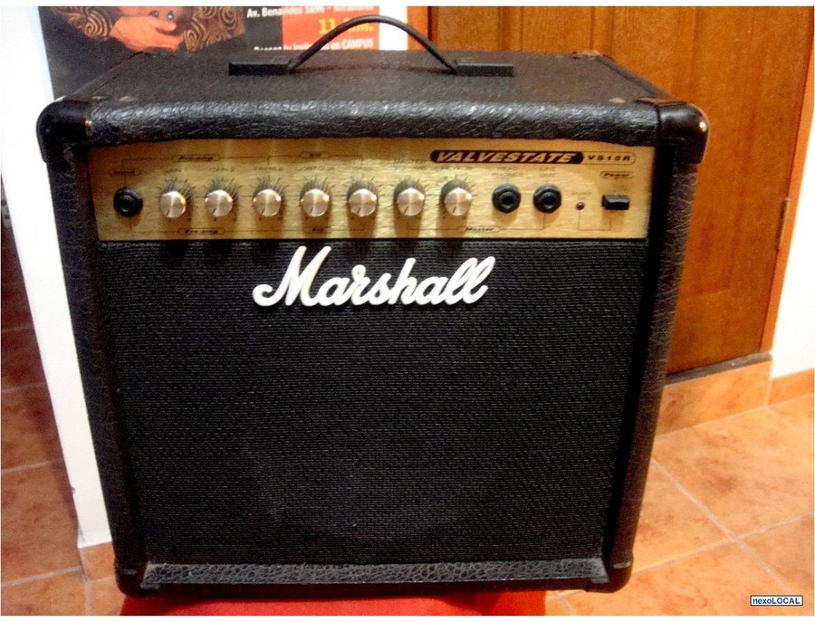 Marshall Valvestate VS15R