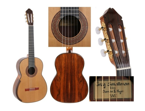 Smallman guitars