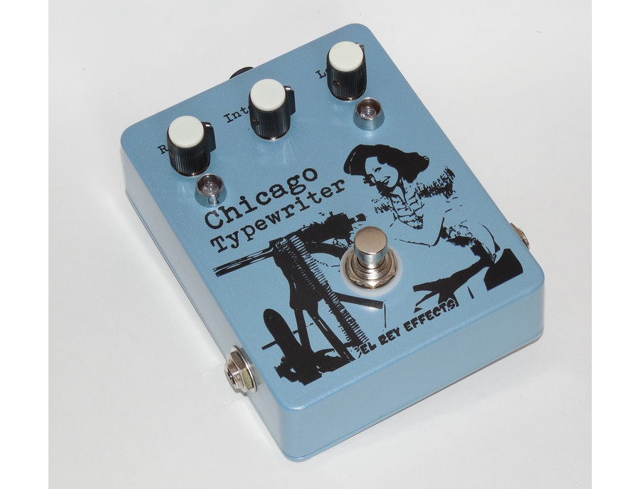 El Rey Effects - Chicago Typewriter Tremolo