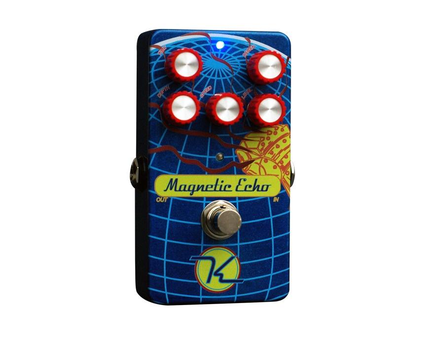 Keeley Magnetic Echo Delay