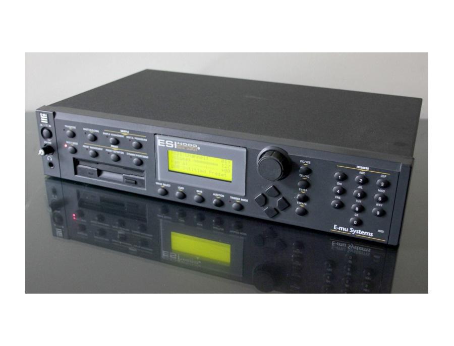 E-mu ESI-4000