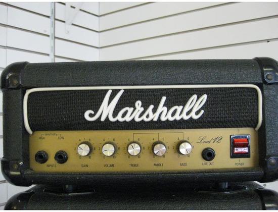 Marshall Lead 12 Head