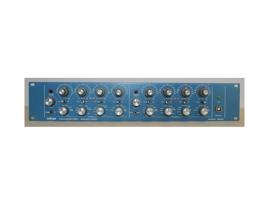 Orban 622B Parametric Equalizer