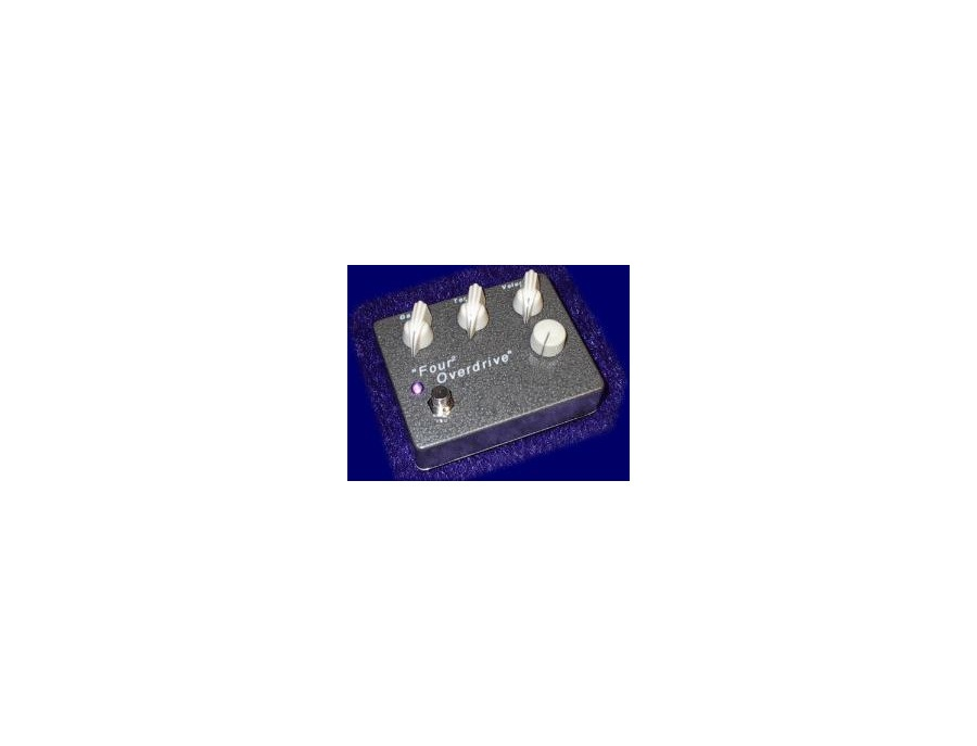 PedalDoctor 4-Speed Overdrive Pedal