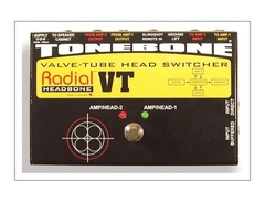 Radial tonebone headbone vt amp head switcher s