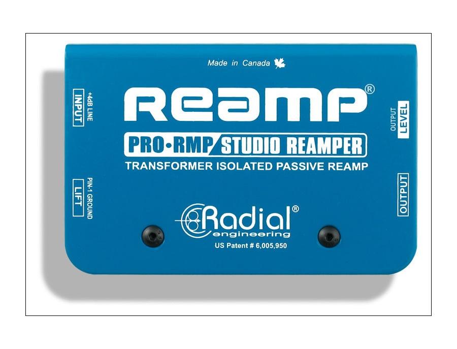Radial ProRMP Reamp