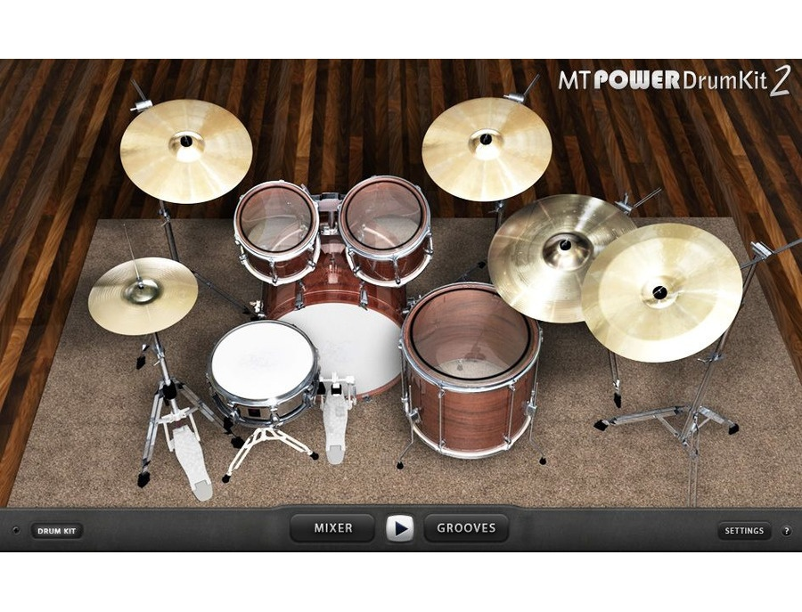 MT Power Drum Kit 2