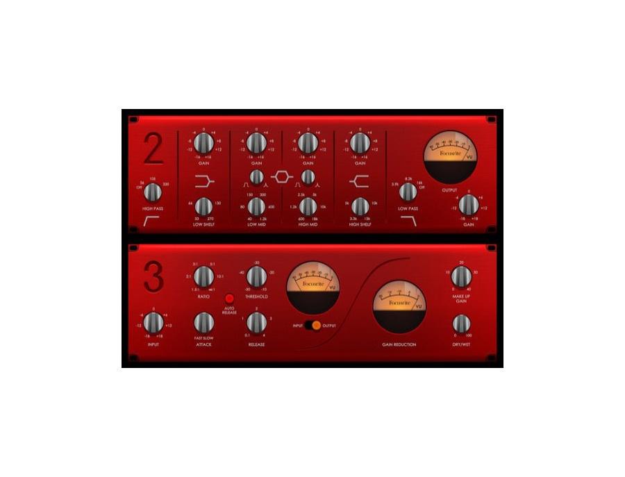 Focusrite red plugin suite xl