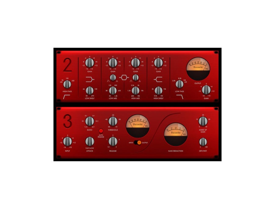 Focusrite Red Plugin Suite