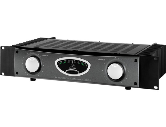 Behringer A500 Reference Amplifier