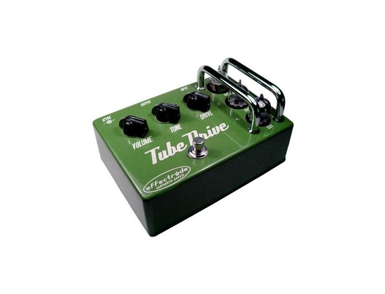 Effectrode Tube Drive Overdrive