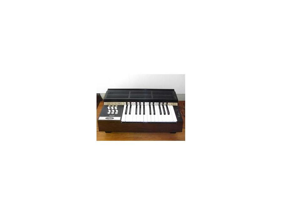Magnus Electric Air Organ