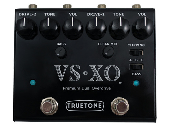 Truetone VS-XO Premium Dual Overdrive