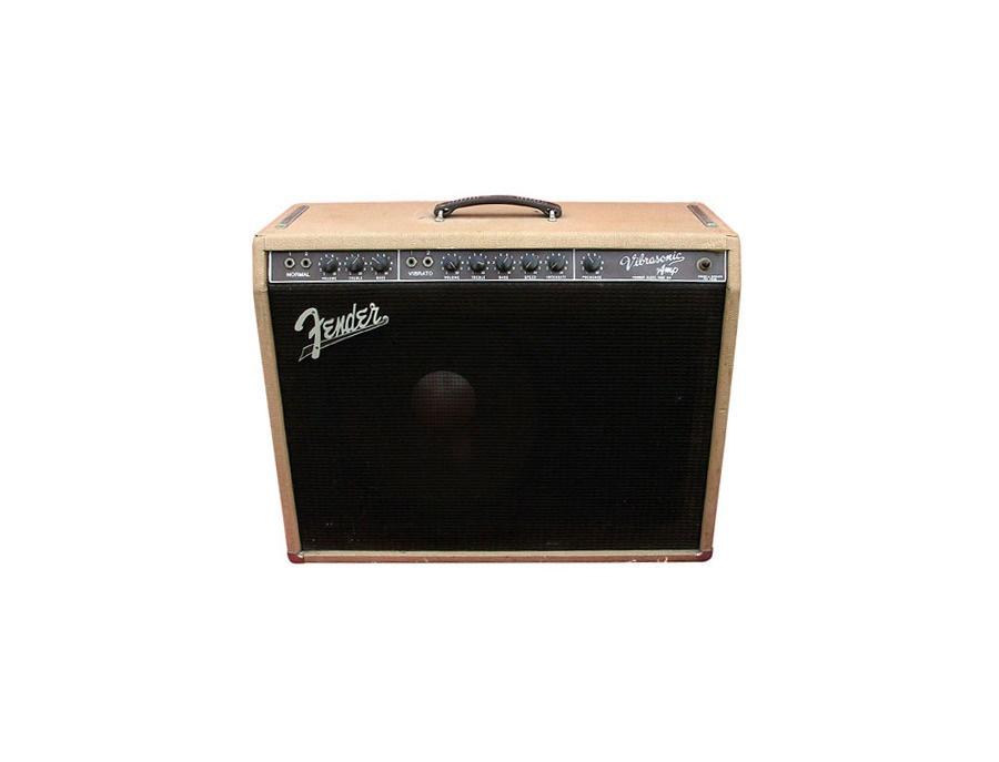 Fender Vibrasonic Combo Amplifier