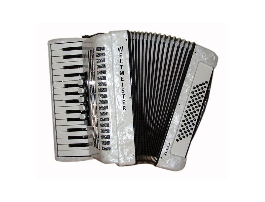 Weltmeister Kristall 60 Bass Accordion