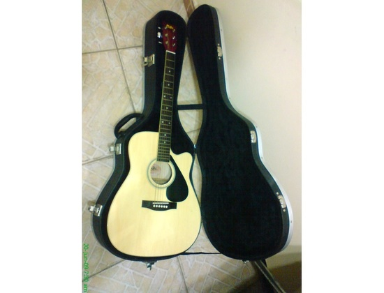 Dreadnought Cutaway Acoustic Guitar