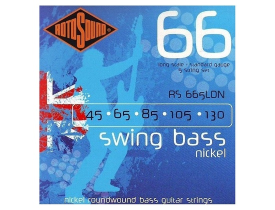 Rotosound SWING BASS 66 RS665LDN