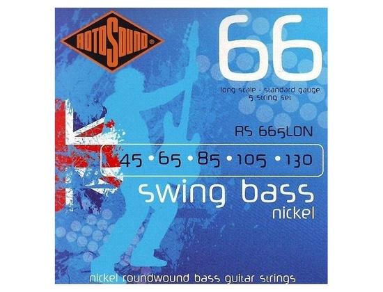 Rotosound SWING BASS 66 RS665LDN