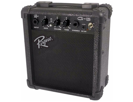 Rogue G5 5W Battery-Powered Guitar Combo Amp