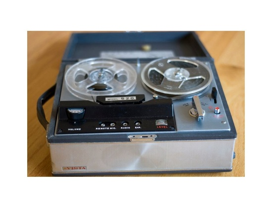 Vista 520 tape machine