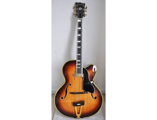 W.G. Barker Archtop