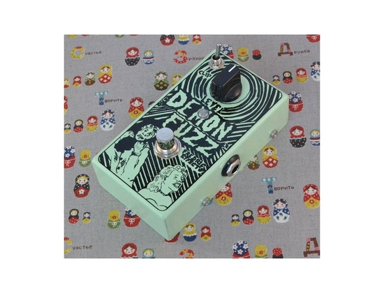 Fredric effects demon fuzz
