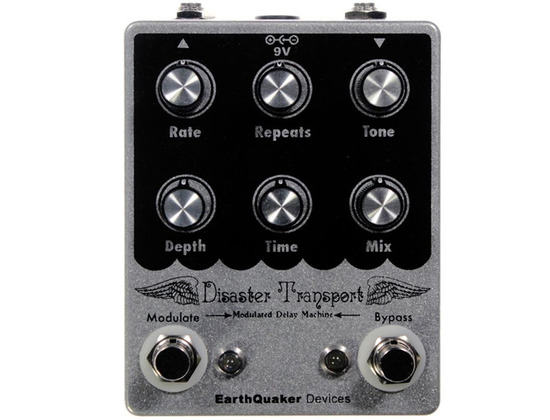 earthquaker devices disaster transport reviews prices equipboard. Black Bedroom Furniture Sets. Home Design Ideas