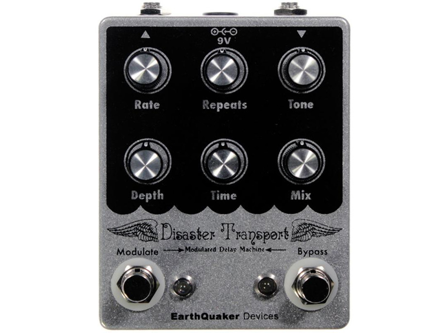 Earthquaker Devices Disaster Transport