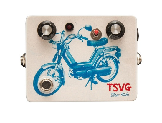 TSVG Slow Ride Overdrive/Fuzz