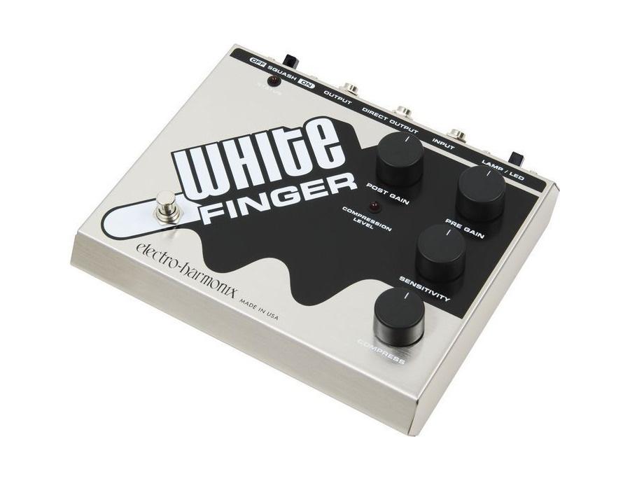 Electro-Harmonix White Finger - Analog Optical Compressor