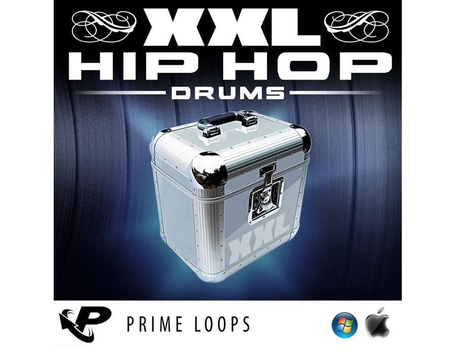 Prime Loops XXL Hip Hop Drums