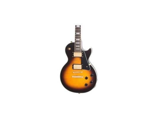 Epiphone Les Paul Custum Plus Vintage Burst
