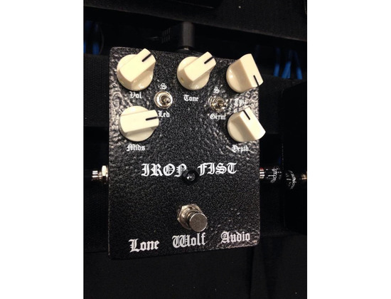 Lone Wolf Audio Iron Fist