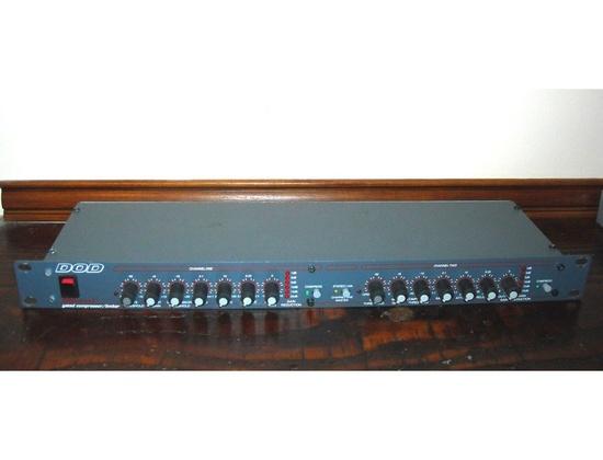 DOD 866 Series II Gated Compressor/Limiter