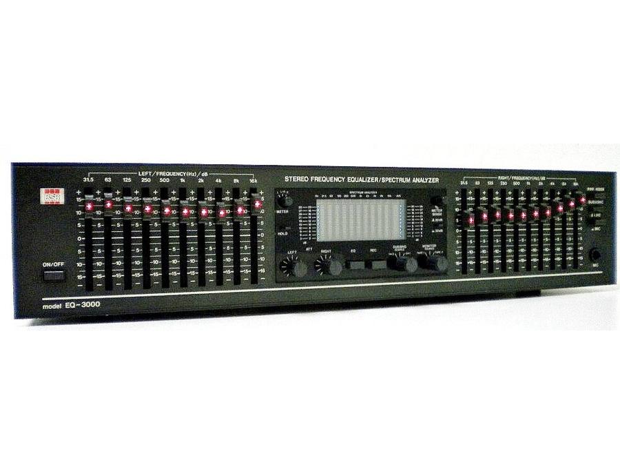 BSR EQ-3000