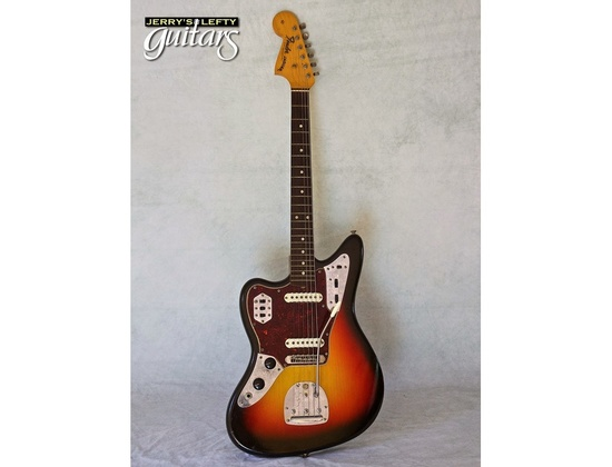 Fender Left Handed Jaguar