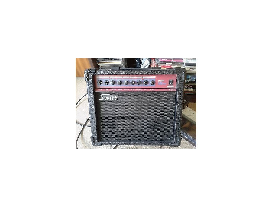 Swift 20W Bass Practice Amplifier
