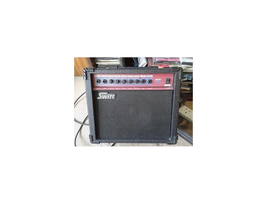 Swift 20W Bass Practice Amplifier