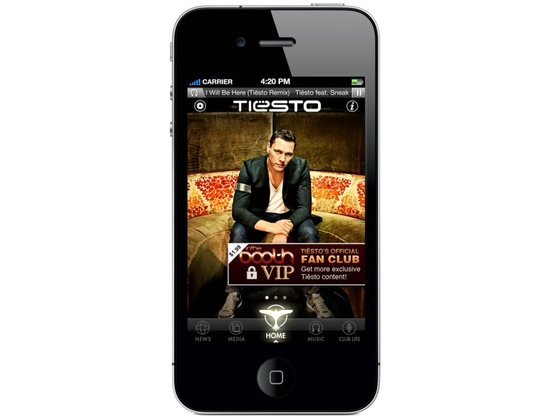 Official Tiesto Mobile App