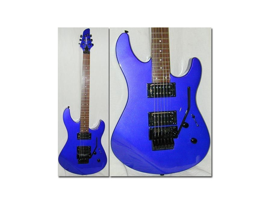 Yamaha electric guitar RGX220DZ